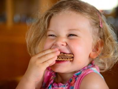 Mein Kind mag etwas Süßes, aber muss es immer Zucker sein?